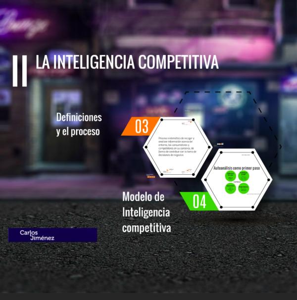 Inteligencia competitiva y análisis de la competencia