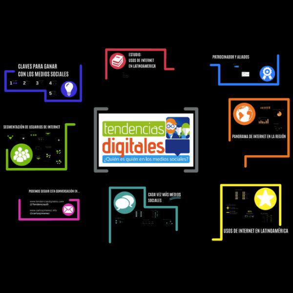 Tendencias Digitales en Latinoamérica
