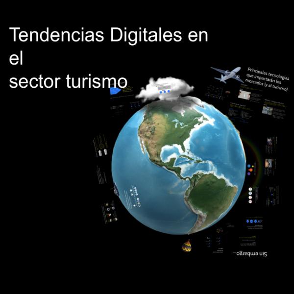Tendencias digitales en el sector turismo