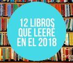 Libros que quiero leer en el 2018