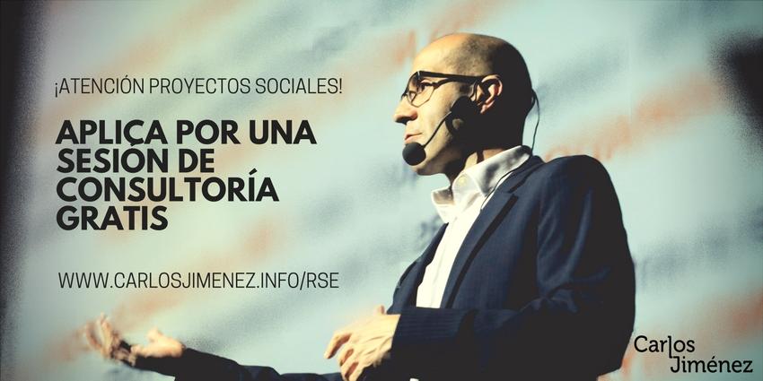 consultoría de proyectos sociales