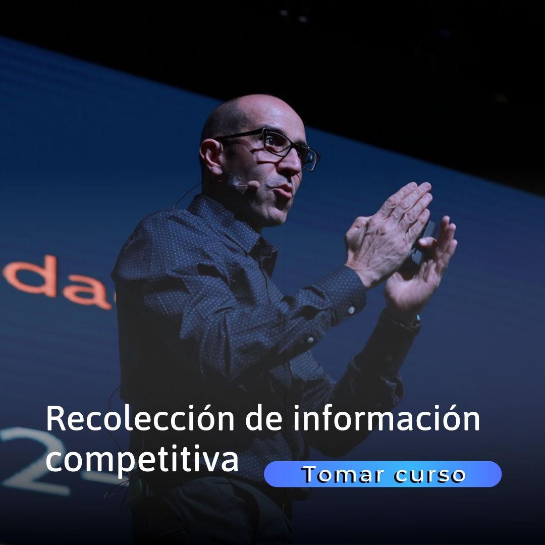 Recolección de información competitiva