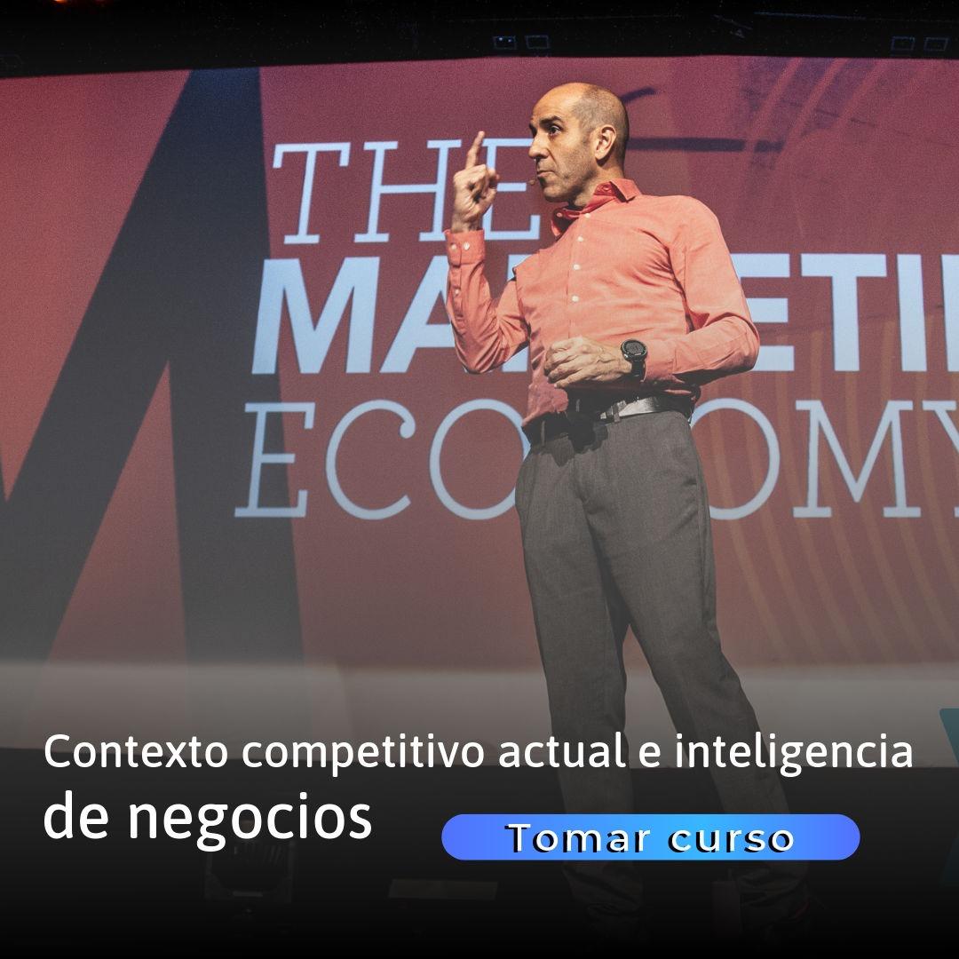 Contexto competitivo actual e inteligencia de negocios