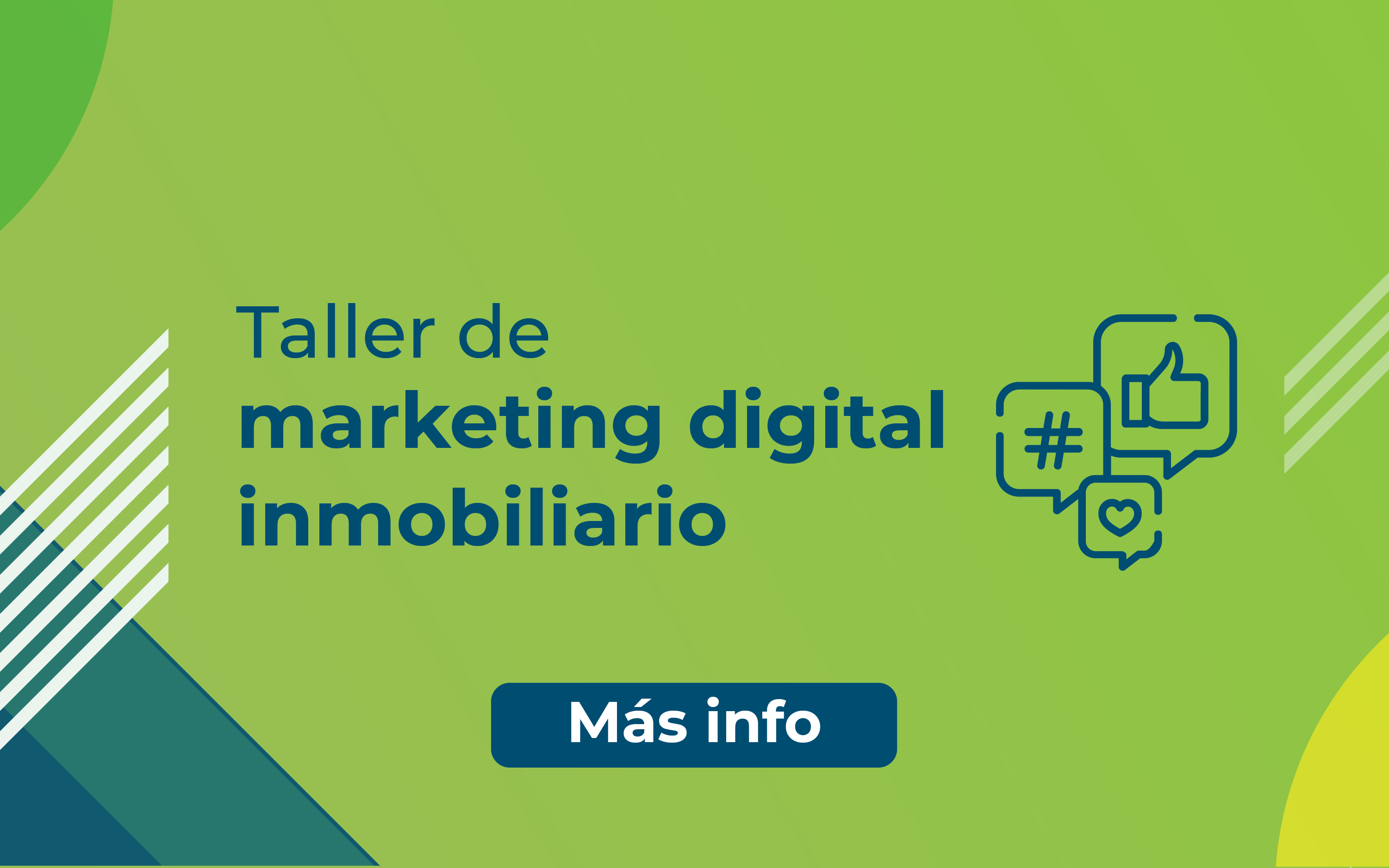 Taller marketing digital inmobiliario