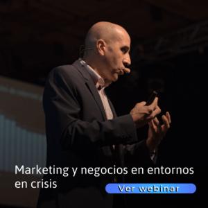 Negocios y marketing en entornos en crisis